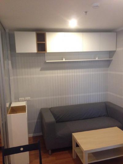 For RentCondoRama9, RCA, Petchaburi : For Rent Lumpini Park Rama 9 - Ratchada, 1 bed 26 sqm. Fully furnished.