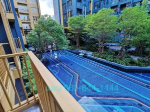 For SaleCondoOnnut, Udomsuk : Down payment, The Base Sukhumvit 50, 2 bedroom, pool view, only 3.99 million! free! The cost of the day of transfer + central fee! Book only 10,000 baht!