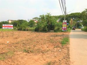 For SaleLandKhon Kaen : 2 rai of land for sale in Tum Home Road, near Khon Kaen Sumana Park, Khon Kaen Airport, Srinakarin Hospital