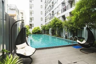 For RentCondoWongwianyai, Charoennakor : For Rent Beautiful Studio @ Bangkok feliz sathorn taksin.