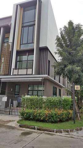For RentTownhouseBang Sue, Wong Sawang : For rent house, town home, Flora, Wongsawang, 31 Sq. 207 sqm, 3.8 ten thousand per month, sale 8.9 million