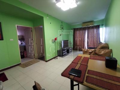 เช่าคอนโดอ่อนนุช อุดมสุข : For Rent City Home Sukhumvit 101/2 (50 sqm.)