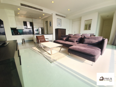 For RentCondoSukhumvit, Asoke, Thonglor : Royce Private Residences - Luxury High Floor 3 Bedrooms / Ready To Move In