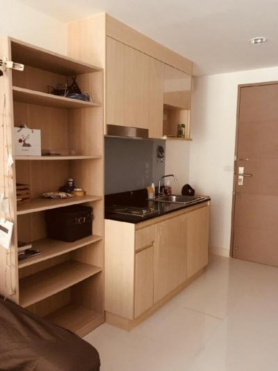 For RentCondoWongwianyai, Charoennakor : For rent, Ideo Blucove Sathorn. 2nd floor, 35 sq.m., beautiful balcony view.