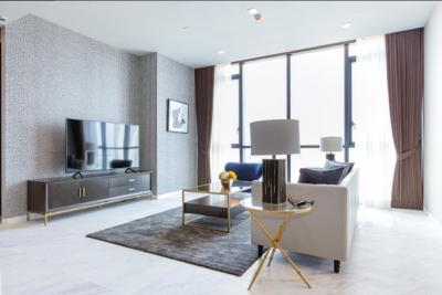 For RentCondoSukhumvit, Asoke, Thonglor : For Rent The Monument Thonglo 2Bed 125.5sq.m. Super spacial deal 100K