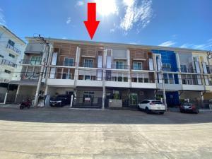 ขายตึกแถว อาคารพาณิชย์นวมินทร์ รามอินทรา : ขาย โฮมออฟฟิศ 3 ชั้น อาร์เค พาร์ค รามอินทรา-ซาฟารี ติดถนนเลียบคลองสอง คลองสามวา