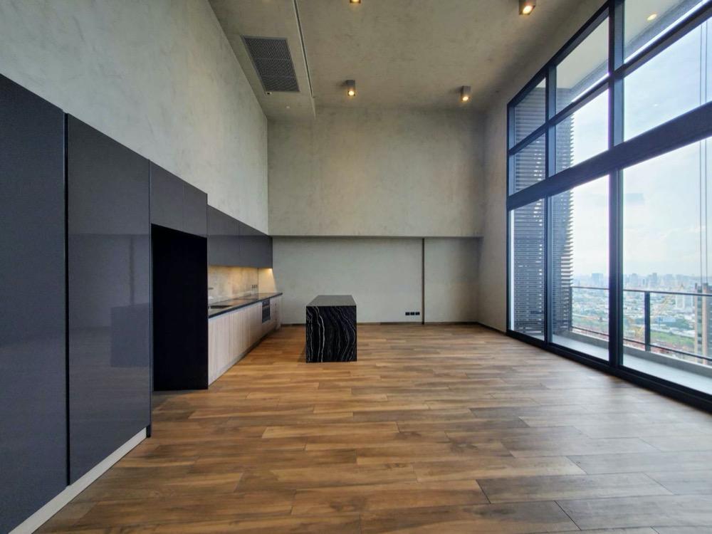 ขายคอนโดสุขุมวิท อโศก ทองหล่อ : Rare Item!! The Loft Asoke Duplex 3 ห้องนอน