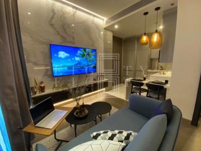 For RentCondoRama9, RCA, Petchaburi : For Rent The Esse at Singha Complex (36 sqm.)