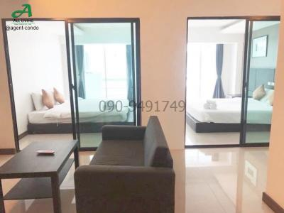 For RentCondoOnnut, Udomsuk : Condo for rent at Waterford Sukhumvit 50, Beautiful room # Allowing animals to BTS On Nut