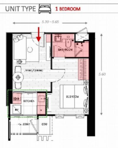 ขายคอนโดอ่อนนุช อุดมสุข : HOT DEAL!!! *Whizdom Inspire Sukhumvit ชั้นสูง 30+ ห้องมุม ทิศใต้ วิวเมือง @5.59 MB