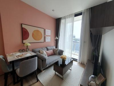 For RentCondoSapankwai,Jatujak : Last Minute 2 Rooms available For Rent The Line Phahon – Pradipat Very Close to Chatuchak Weekend Market and Saphan Khwai BTS Modern Luxury Style, 1 Bed, 15.7K Very Good Price and Good deal