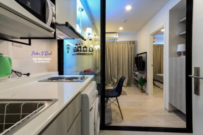 เช่าคอนโดเชียงใหม่-เชียงราย : Escent Ville Chiangmai in Central Festival 28 Sqm Floor7 , 1 bedroom Apartment