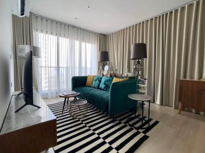 For RentCondoWitthayu,Ploenchit  ,Langsuan : Fully Furnished Stylish 2 Bedrooms