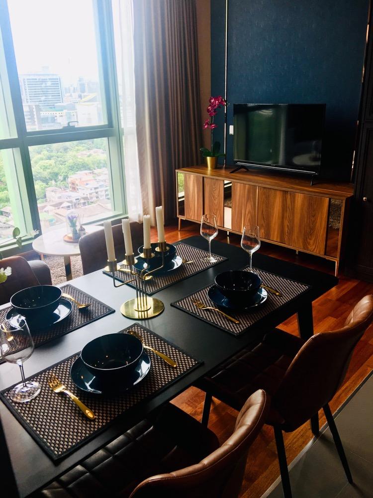 เช่าคอนโดราชเทวี พญาไท : [ให้เช่าหรือขาย] คอนโด Wish Signature Midtown ขนาด 2 ห้องนอน ทิศใต้+ตะวันออก วิวสวย ชั้นสูง ขนาด 48 ตร.ม.