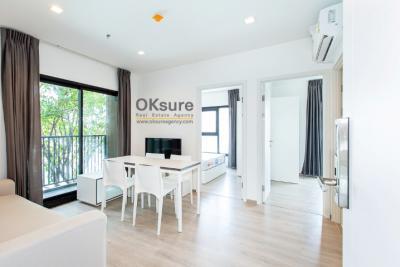 For RentCondoBang kae, Phetkasem : Condo for Rent  THE BASE Phetkasem ( 2bedroom (room clip))