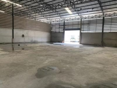 For RentWarehouseKaset Nawamin,Ladplakao : Warehouse for rent in Soi Nuanchan 21, area 500 sq.m., 3-phase power, 10 meters wide road Suitable for distribution center