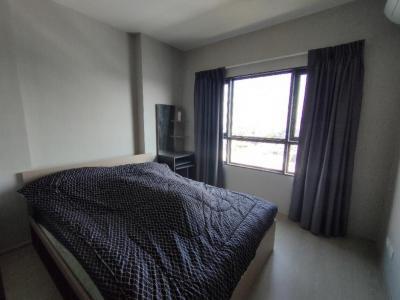 เช่าคอนโดสำโรง สมุทรปราการ : ให้เช่าคอนโด(New Room)ไอดีโอ สุขุมวิท 115แบบ 1 ห้องนอน 1 ห้องน้ำขนาด 34.5 ตรม.