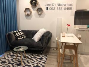 For RentCondoRama9, RCA, Petchaburi : 🎁 For rent, ready to move in 1 bed Ideo mobi asoke🎁