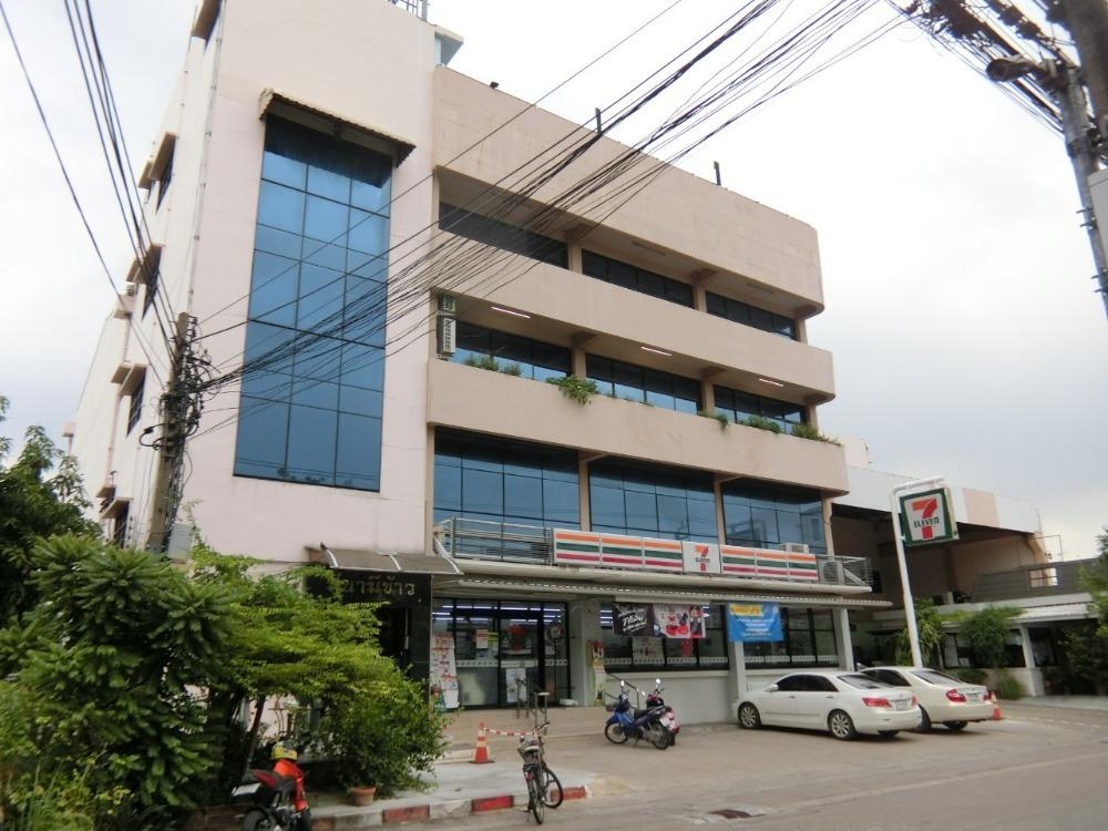 ขายสำนักงานบางซื่อ วงศ์สว่าง เตาปูน : ขายอาคารสำนักงาน4ชั้น มีลิฟท์โกดัง ประชาชื่น