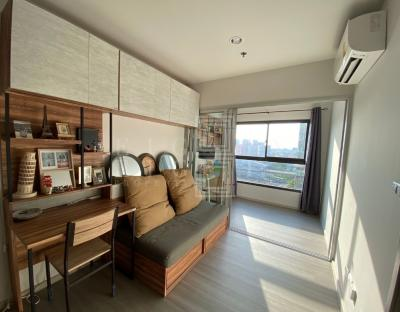 For RentCondoPinklao, Charansanitwong : For Rent The Parkland Charan-Pinklao (35 sqm.)