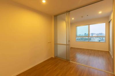 ขายคอนโดราษฎร์บูรณะ สุขสวัสดิ์ : ขายห้องใหม่ Lumpini Place สุขสวัสดิ์-พระราม 2 ชั้น 30 วิวแม่น้ำ 26 ตรม. 1.85 ล้าน