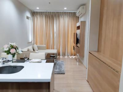 For SaleCondoSathorn, Narathiwat : Urgent sale !! Most cheapest Condo Rhythm Sathorn, next to Sathorn Road and Chao Phraya River, 1 bedroom, 45 sq.m., 7th floor