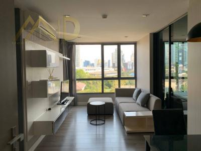 เช่าคอนโดสุขุมวิท อโศก ทองหล่อ : ให้เช่า คอนโด The Room Sukhumvit 40 ห้องใหม่ สะอาด พร้อมเข้าอยู่   ใกล้ BTS เอกมัย ประมาณ 600 ม.