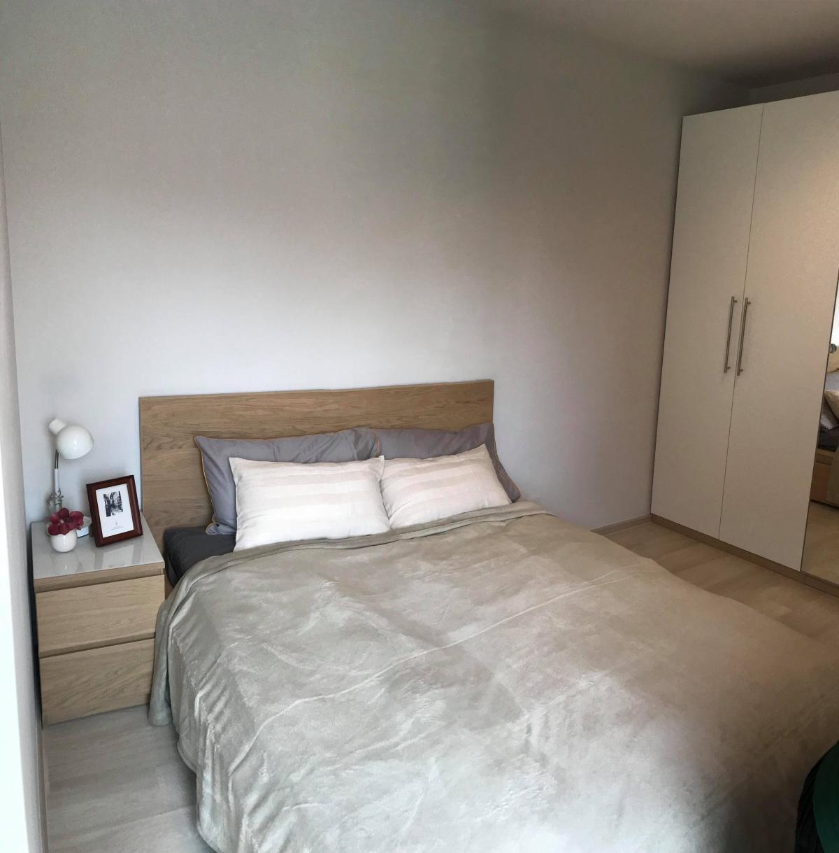 เช่าคอนโดวิทยุ ชิดลม หลังสวน : ให้เช่าคอนโด 2 ห้องนอน Life One Wireless 45 ตารางเมตร