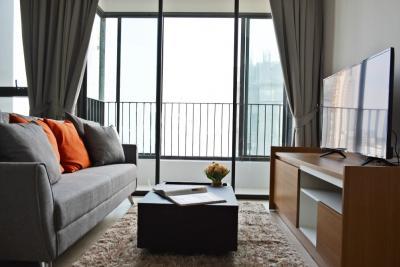 For RentCondoRatchathewi,Phayathai : Good price! Ideo Q Ratchathewi 2 BR Corner 48sqm /ค,000 THB/m