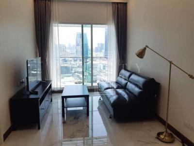 For RentCondoSilom, Saladaeng, Bangrak : For Rent Supalai Elite Surawong (49.89 sqm.)