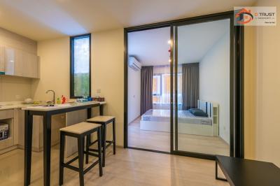 For RentCondoRama9, RCA, Petchaburi : ให้เช่า คอนโด ไลฟ์ อโศก ชั้น14 ทิศเหนือ เฟอร์ฯครบ