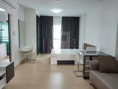 For RentCondoThaphra, Wutthakat : For Rent Supalai Loft @ Talat Phlu Station (33 sqm.)
