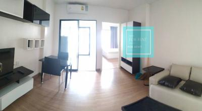For RentCondoBangna, Lasalle, Bearing : For rent, Supalai bearing 105, room size 42 sqm, 3rd floor, only 12,000