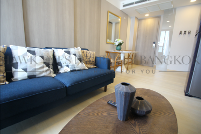 เช่าคอนโดคลองเตย กล้วยน้ำไท : 1 bedroom 1 bathroom brand new with fully furnished for rent at Siamese exclusive queen for rent.
