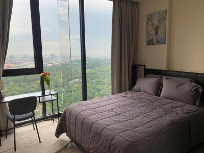 เช่าคอนโดสะพานควาย จตุจักร : ให้เช่า เดอะ ไลน์ จตุจักร - หมอชิต  1 ห้องนอน 35 ตร.ม. ชั้น 26 วิวสวน เพียง 19,000 บาท/เดือน