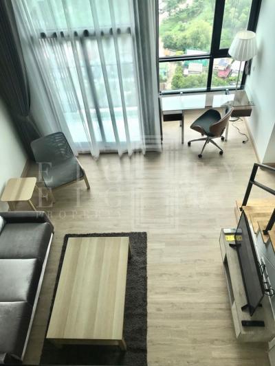 For RentCondoRattanathibet, Sanambinna : For Rent KnightsBridge Duplex Tiwanon (42 sqm.)