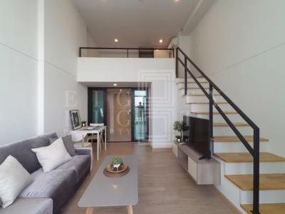 For RentCondoRattanathibet, Sanambinna : For Rent KnightsBridge Duplex Tiwanon (40 sqm.)