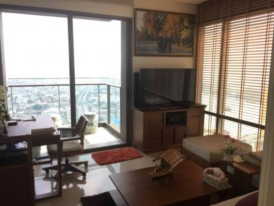 For SaleCondoRama3 (Riverside),Satupadit : (High Floor) Starview By Eastern Star - Fully Furnished 2 Bedroom Corner Unit / Riverviews