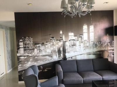 ขายคอนโดพระราม 3 สาธุประดิษฐ์ : Starview By Eastern Star - High Floor 2 Bedroom Unit With Stunning Unblocked Views