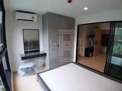 For RentCondoRama9, RCA, Petchaburi : For Rent Rise Rama 9 (29.2 sqm.)