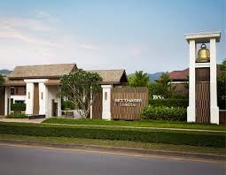 ขายบ้านเชียงใหม่ : เศรษฐสิริ สันทราย-เชียงใหม่ (แสนสิริ) ตำแหน่งหัวมุม สวยสุดในโครงการ