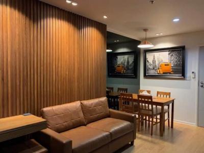 For RentCondoPattanakan, Srinakarin : For rent, Condo Lumpini Place Srinakarin-Hua Mak. Size 41 sqm. 17,000 baht per month.