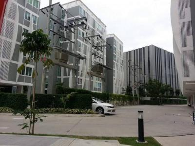 For SaleCondoPattanakan, Srinakarin : Condo for sale at Bliz - Condominium Rama 9 Hua Mak, near to Airport Link