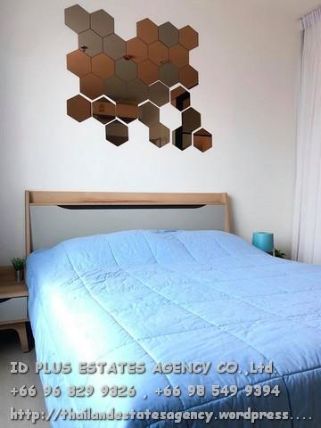 เช่าคอนโดพระราม 9 เพชรบุรีตัดใหม่ : Life Asoke Condo for rent : 1 bedroom for 30 sqm. south facing On 28th floor. With fully furnished and electrical appliances. Just 1 step to MRT Phetchaburi , 140 m. to BTS Asoke , 500 m. to ARL Makkasan. Discount renta