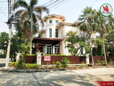For SaleHouseDaokanong,Bang Bon : New Renovate house for sale with 4 bedrooms, 3 bathrooms, 1 maid's room