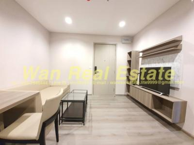 For RentCondoRattanathibet, Sanambinna : politan rive, size 31 sq.m., 12th floor, river view, fully furnished, ready to move in