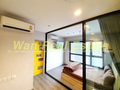 For SaleCondoRattanathibet, Sanambinna : For sale, Condo politan rive, 55th floor, size 24.5 sq.m., river view (highest floor)
