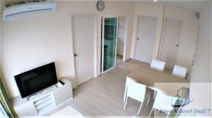 For SaleCondoBang Sue, Wong Sawang : 2 bedroom suite, 45.89 sq.m., Aspire Ratchada-Wongsawang