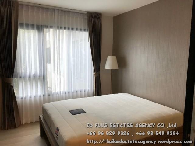 เช่าคอนโดพระราม 9 เพชรบุรีตัดใหม่ : Life Asoke Condo for rent : 1 bedroom for 30 sqm. On 9th floor. With fully furnished and electrical appliances. Just 1 step to MRT Phetchaburi , 140 m. to BTS Asoke , 500 m. to ARL Makkasan. Discount rental only for 15,0