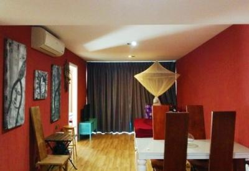 For SaleCondoCha am, Hua Hin : For Sale Condo My Resort Hua-hin 7th Floor, North Balcony